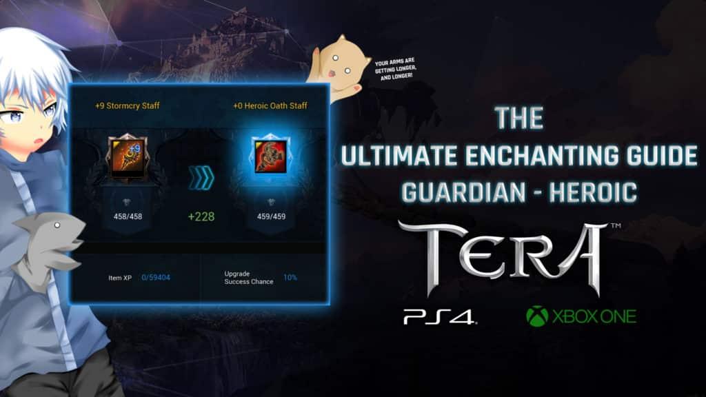 TERA PS4/XB1 – Guardian to Heroic Oath