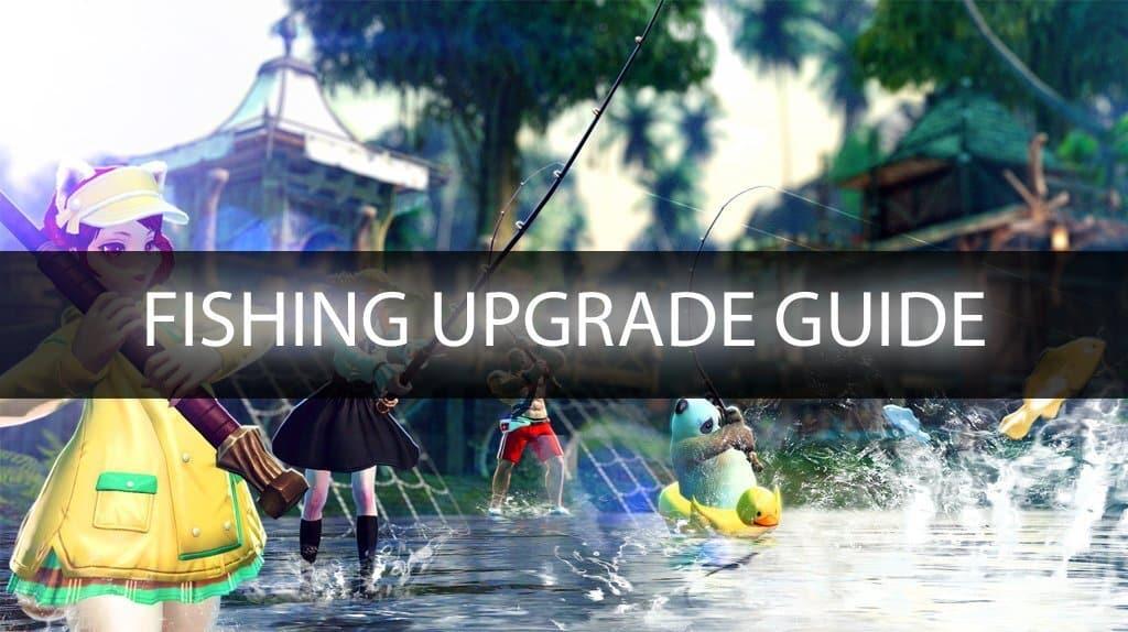 TERA PS4/XB1 – Fishing Gear Upgrade